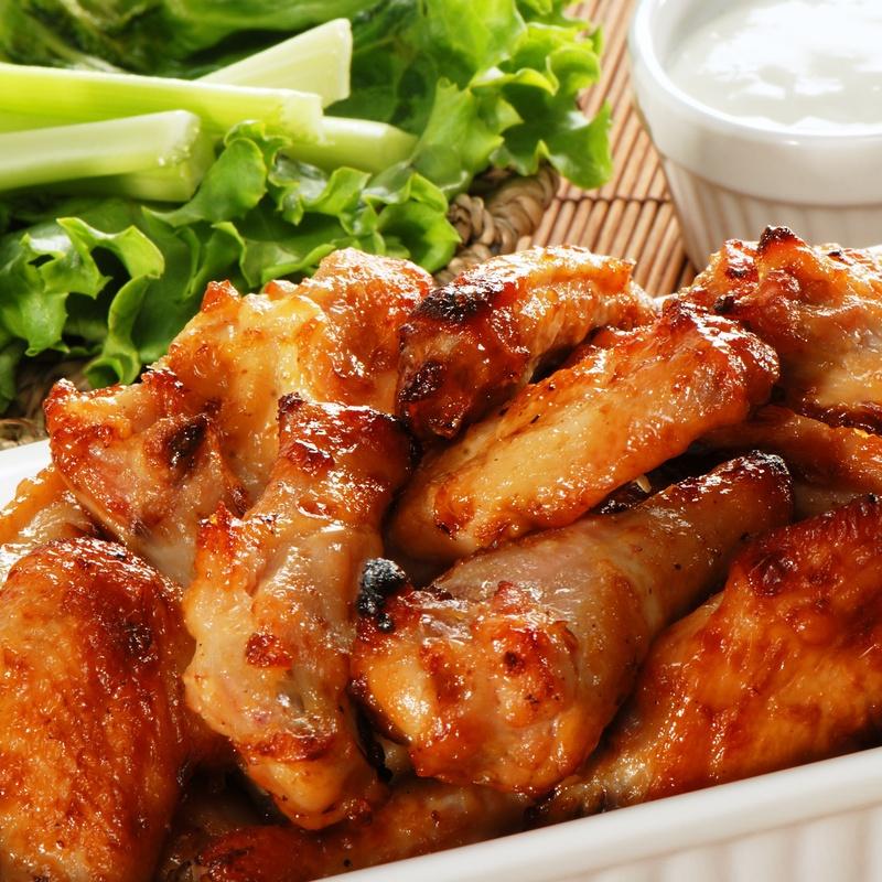 Alitas de pollo: Menús de Restaurante Terraza La Parrilla de Valdemoro