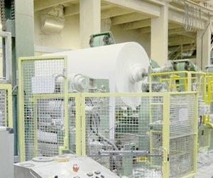 Fabricación de bobinas de tisú