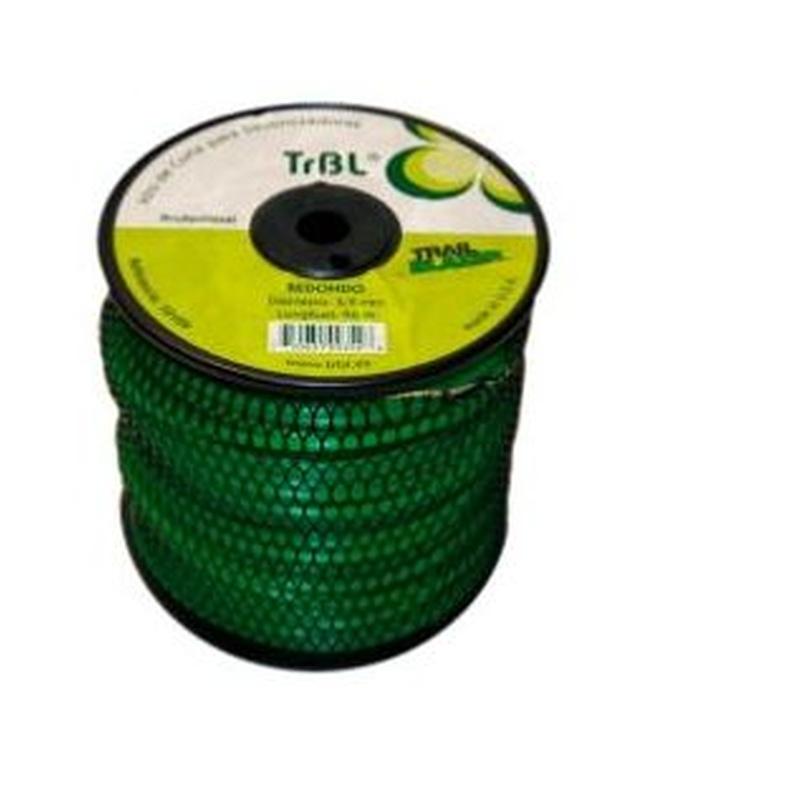 NYLON TRBL REDONDO 3,3 mm - 138 metros  Código: 0010108: Productos y servicios de Maquiagri