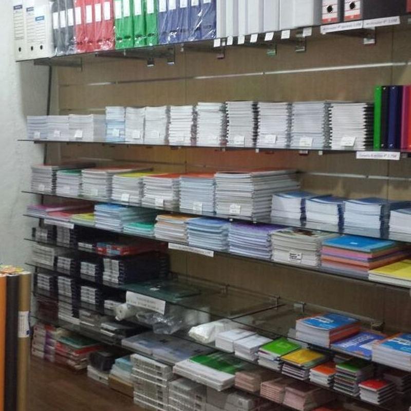 Cuadernos: Productos y Servicios de Francis Suministros de Oficina y Papelería