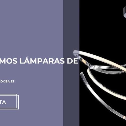Comprar lámparas en Las Rozas de Madrid - Lámparas M Córdoba