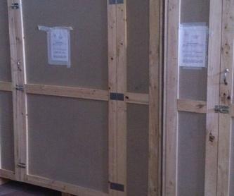 Embalaje y transporte de pianos: Servicios  de Mudanzas Nieto