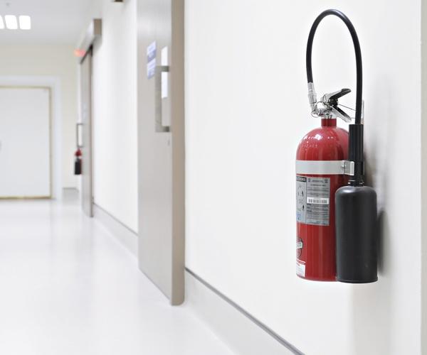 Instalación y mantenimiento de extintores en Lleida
