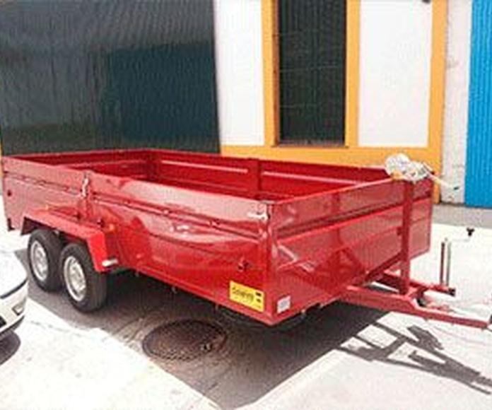 Remolques de carga: Remolques de Remolques TML