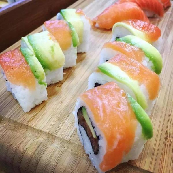 Uramaki roll 4 piezas: Platos de My Sushi