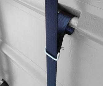 Puerta de Ballesta de 1 o 2 hojas:  de Doormatica