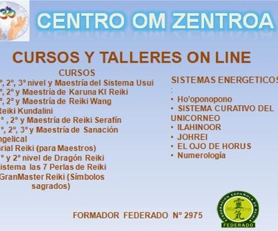 CURSOS Y TALLERES ON LINE