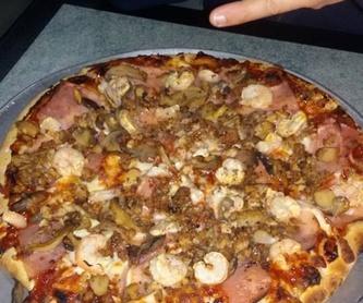 Pastas: Nuestra carta de Pizzería Boca a Boca