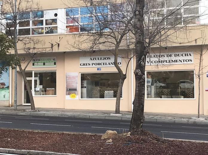 Venta de azulejos y pavimentos en Toledo