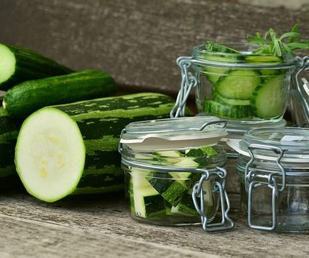 El calabacín, una hortaliza saludable y llena de propiedades
