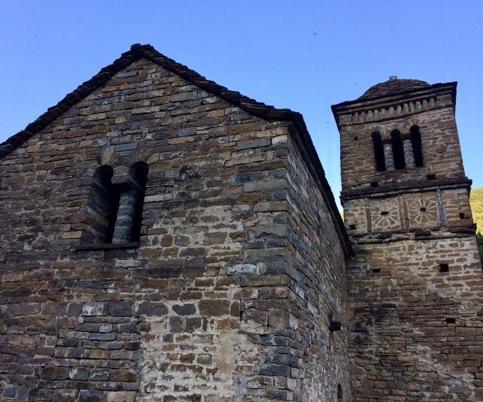Iglesia de San Bartolomé de Gavín.