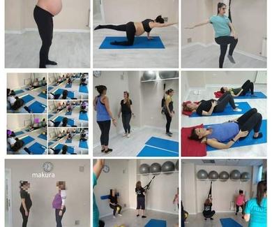Ejercicio para embarazadas en Getxo