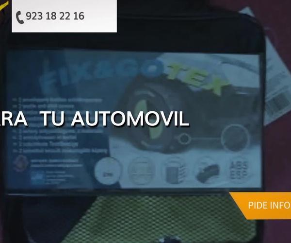 Accesorios automóvil Salamanca