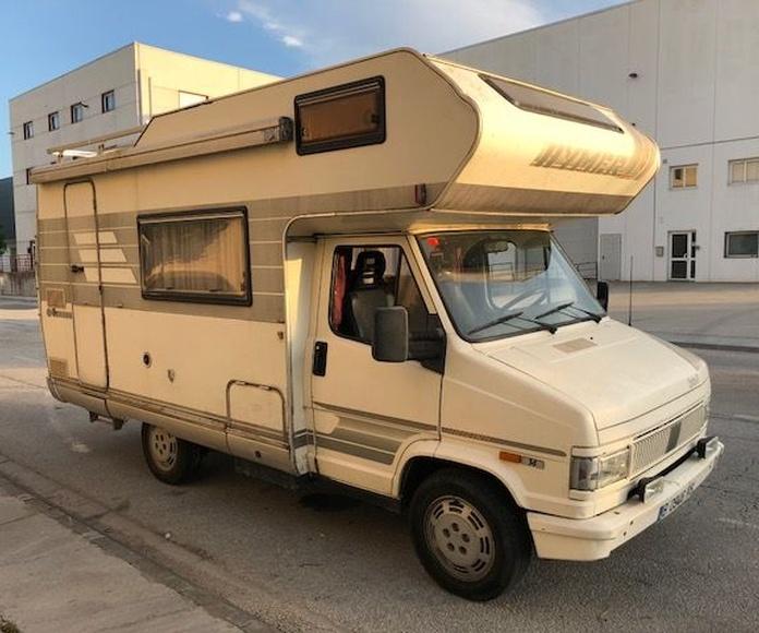 Compra-venta de caravanas y autocaravanas: Servicios de S O S Caravaning