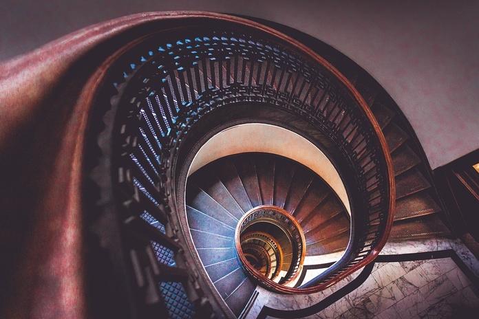Limpieza de escaleras: Servicios de Limpiezas Agua Azul