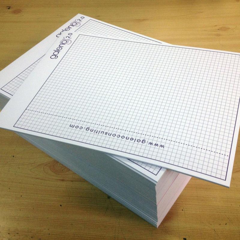 Talonarios y Blocks de Notas en 34 horas