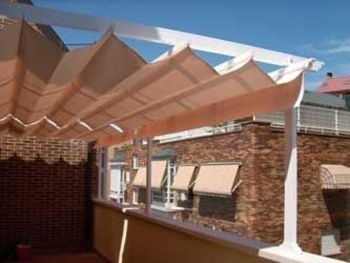 Pérgolas : Productos y servicios  de Persianas Sabadell