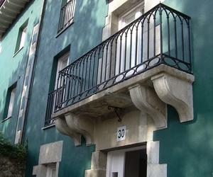 Promoción de 10 viviendas realizada en Mendaro