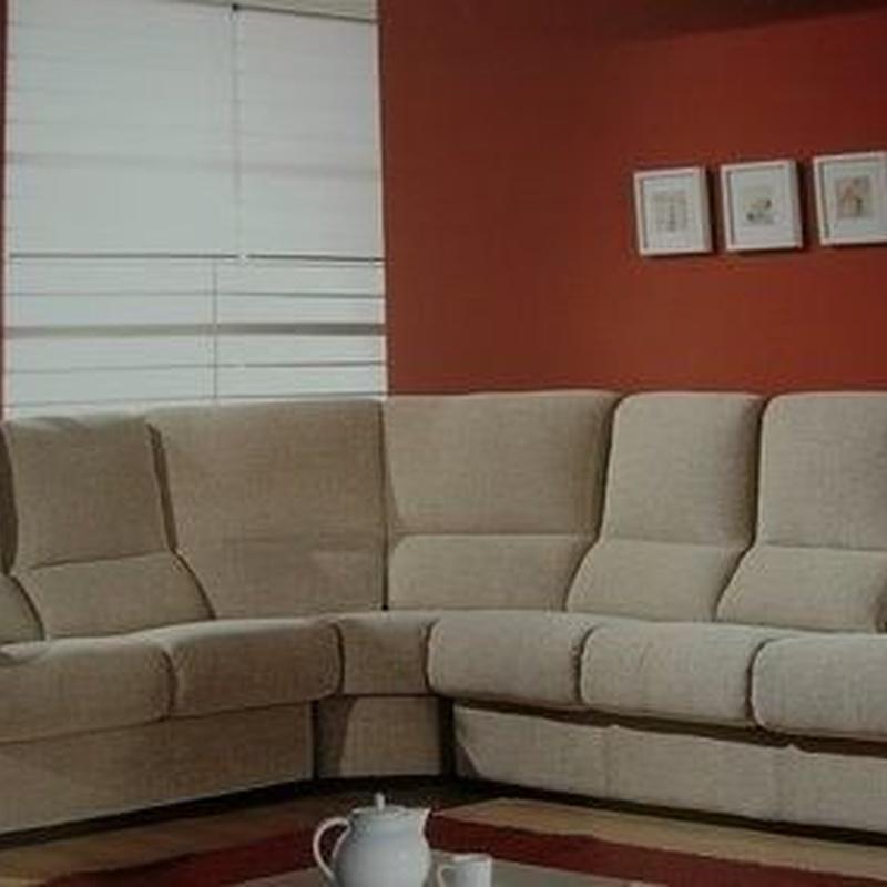 Sofás: Catálogos de muebles de Muebles Salvador