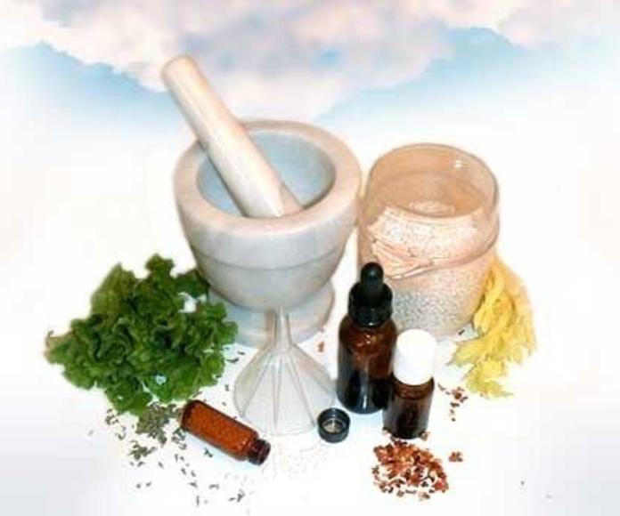 Sales de Schussler: Nuestros Tratamientos de Healthy Back