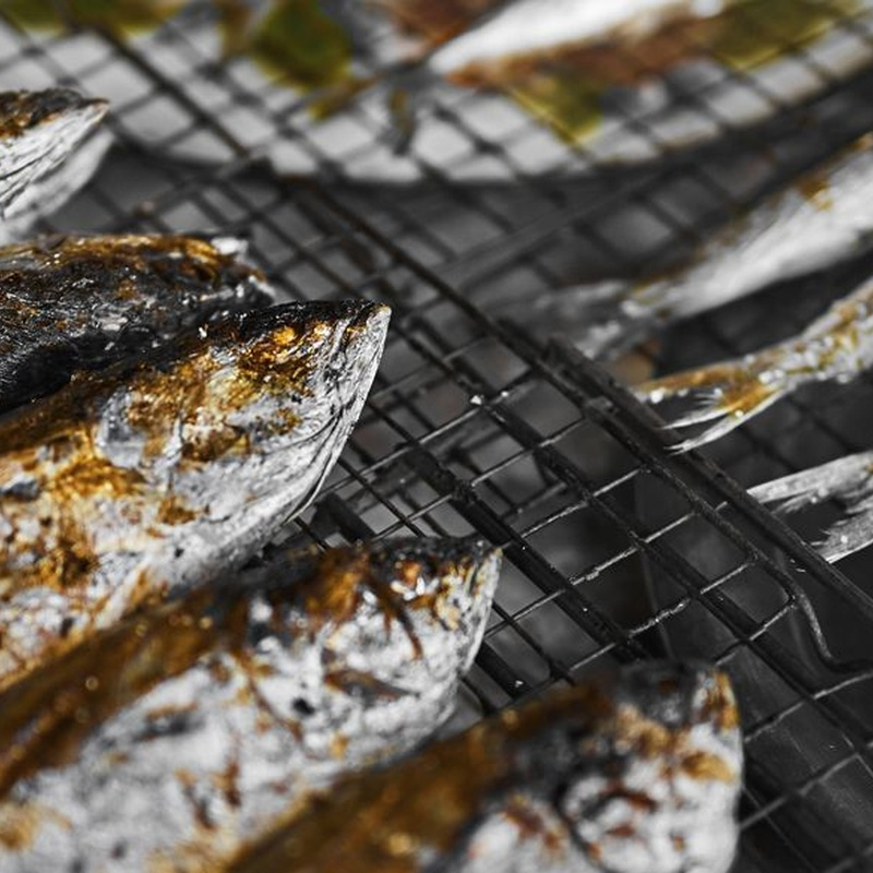 Pescados de Huelva: Carta de Restaurante Parrilla Nirri