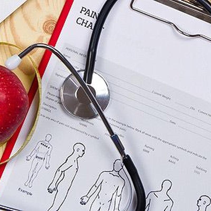 Dietas personalizadas: Tratamientos y dietas de Clínica Rubigar