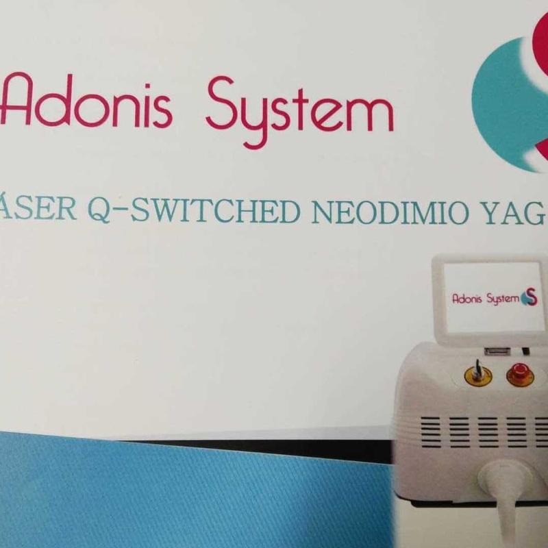 Láser Q- Switched ND Yag + Carbón Activo : Servicios de Estética Loli Saura