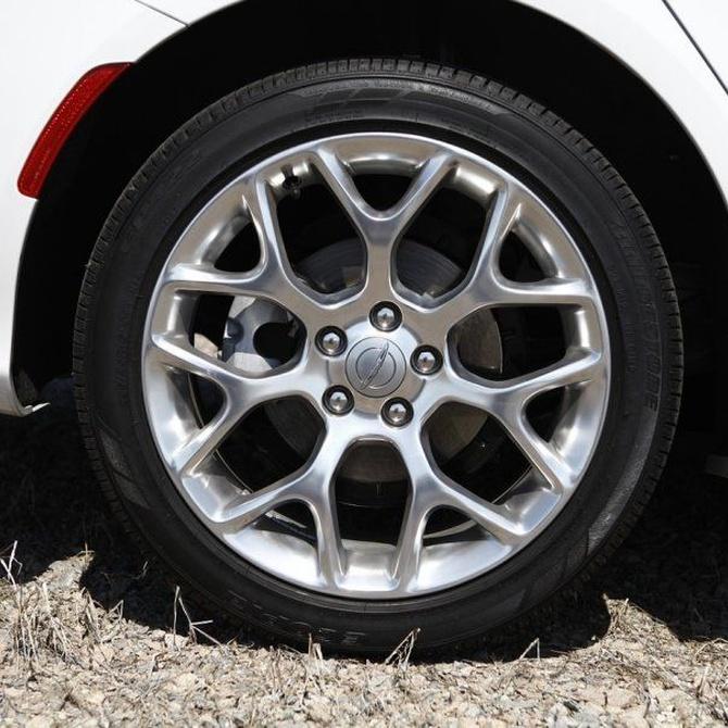 Presión, equilibrado y alineación de ruedas