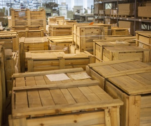 Empresa especializada en embalajes de madera en Fuenlabrada