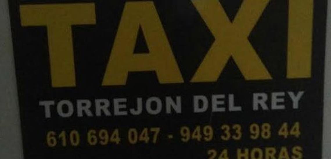 Taxi Torrejón del Rey: servicio de taxis en Torrejón del Rey