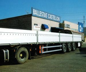 Taller de reparación de ballestas en Castellón