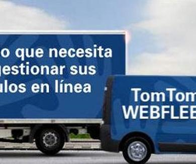 TomTom abre su tecnología de gestión de flotas para su integración con todo tipo de aplicaciones de