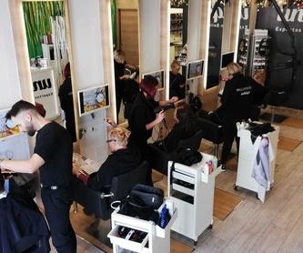 Centro de peluquería y estética: Servicios de UNIQS
