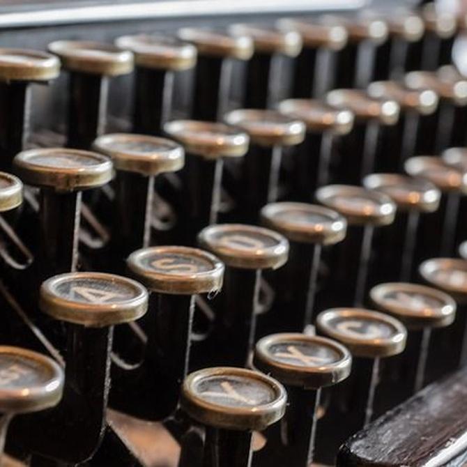 ¿Por qué las teclas están dispuestas de esa forma en los teclados?