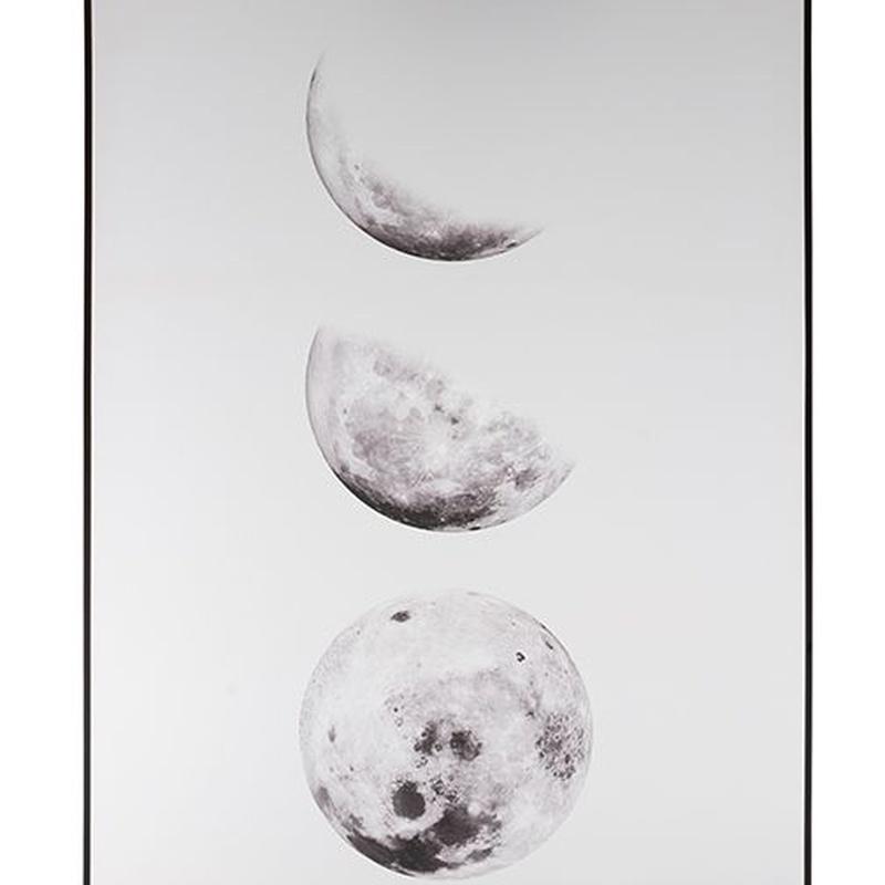 Cuadro Luna - Santiago Pons