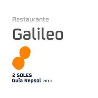 Restaurante con 2 soles Guía Repsol 2019