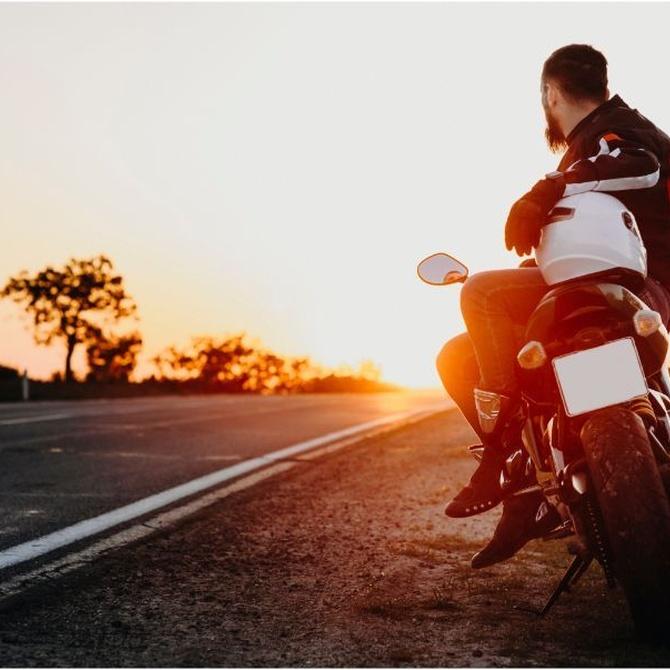 Cómo ir bien equipado en tu moto
