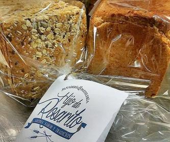Bollería y dulce: Nuestros productos artesanales de Panadería Pastelería Hijo de Rosarito