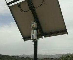 sistema bombeo solar continua