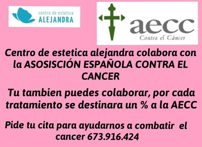 Ayuda contra el cancer