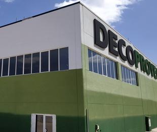 Nuestro proveedor: Decoproyec