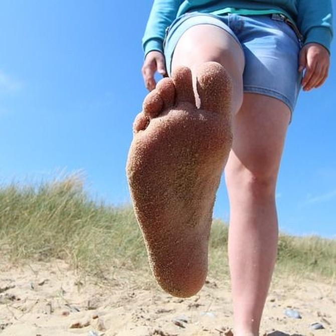 Cómo cuidar tus pies después del verano