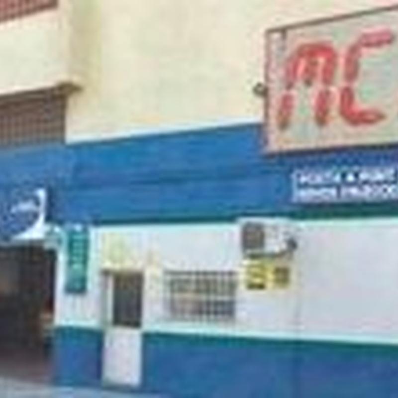 Nuestro taller: Taller de Talleres M.C. Montcada, S.L.