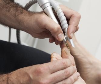 Patología ungueal: Tratamientos de Areilza Clínica Podológica
