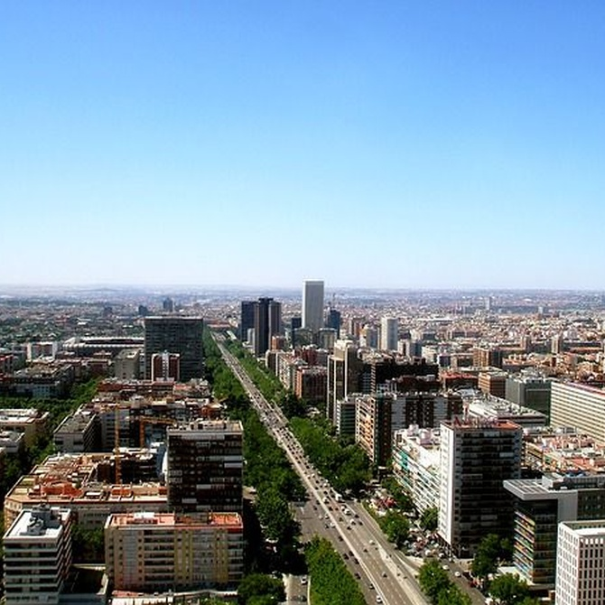 Cinco lugares poco conocidos que te gustará visitar en Madrid