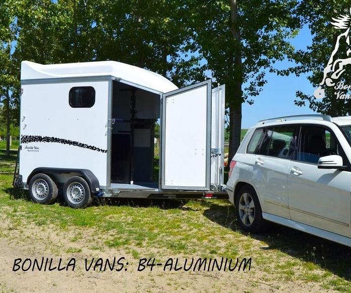 B4-ALUMINIUM: Modelos de Bonilla Vans