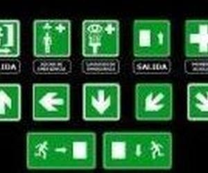 Amplia gama de señalización en Bilbao