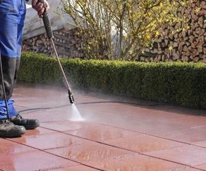 Limpiezas en exteriores en Granada