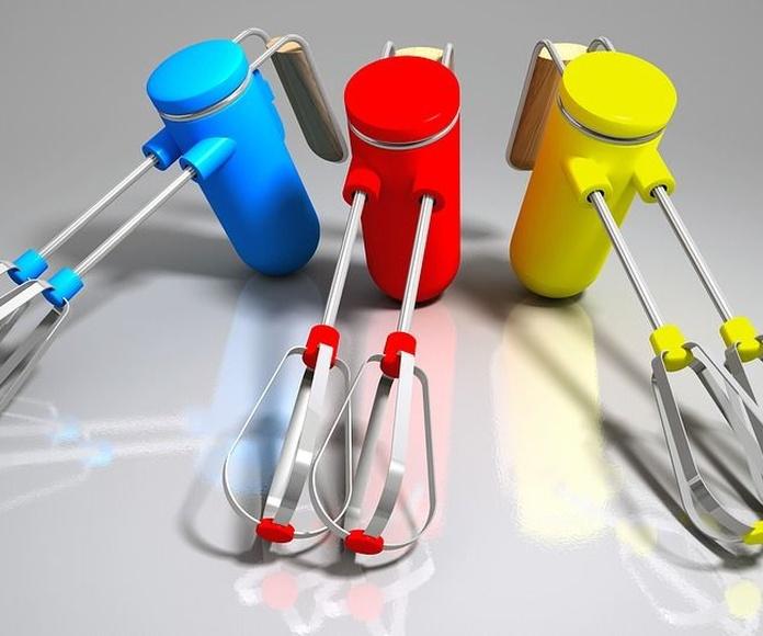 Pequeños electrodomésticos: Servicios de Electrodomésticos Tur Rubio