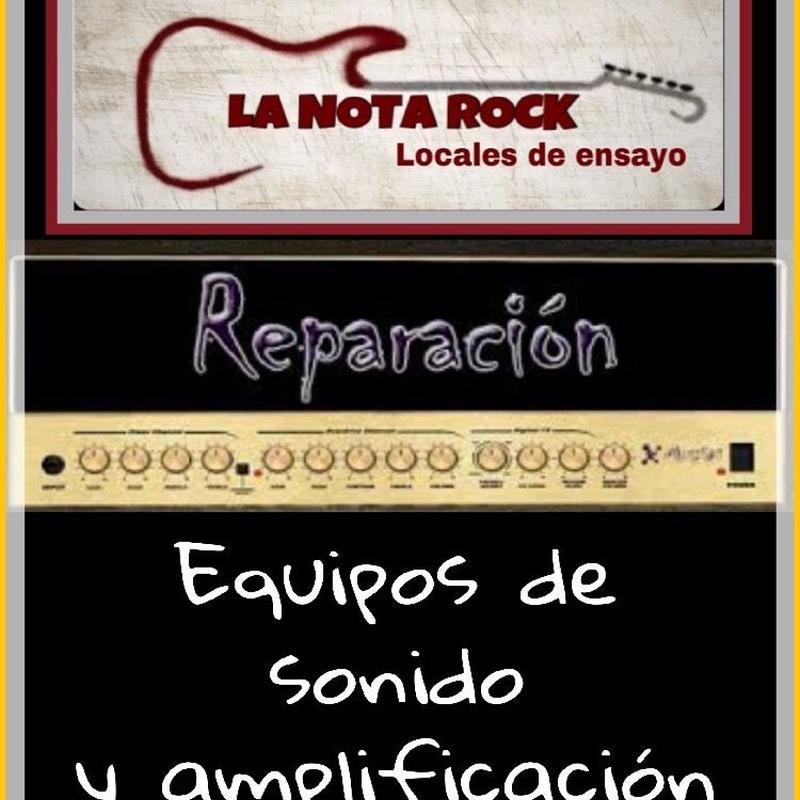 Equipos Reparación: Servicios de Locales de Ensayo
